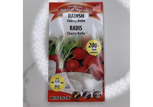 Aimers Organic Radish Cherry Belle Seeds