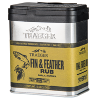 Fin and Feather Rub 9oz