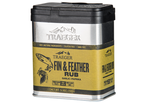 Traeger Fin and Feather Rub 9oz