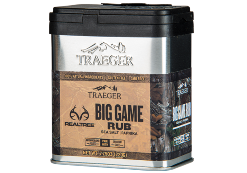 Traeger Big Game Rub