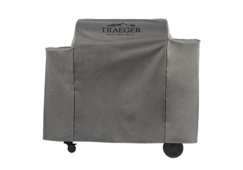 Traeger Full Length Grill Cover Ironwood 885
