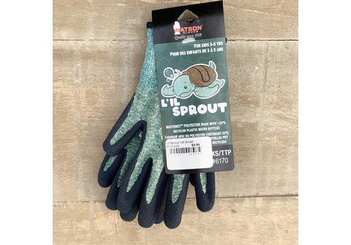 Watson Gloves Lil Sprout Children's Gardening Gloves XX-Small