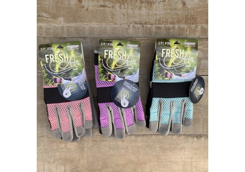 Watson Gloves Ladies Gardening Gloves Fresh Air Small
