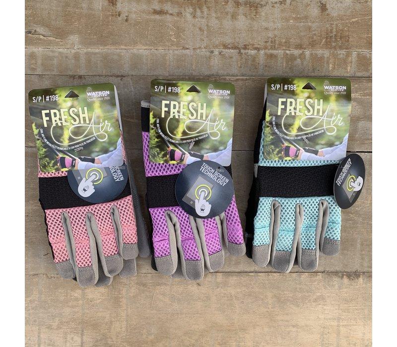 Ladies Gardening Gloves Fresh Air Small