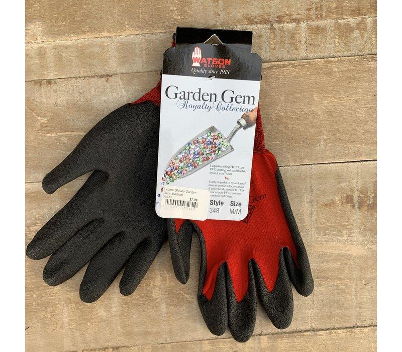 Ladies Gloves Garden Medium