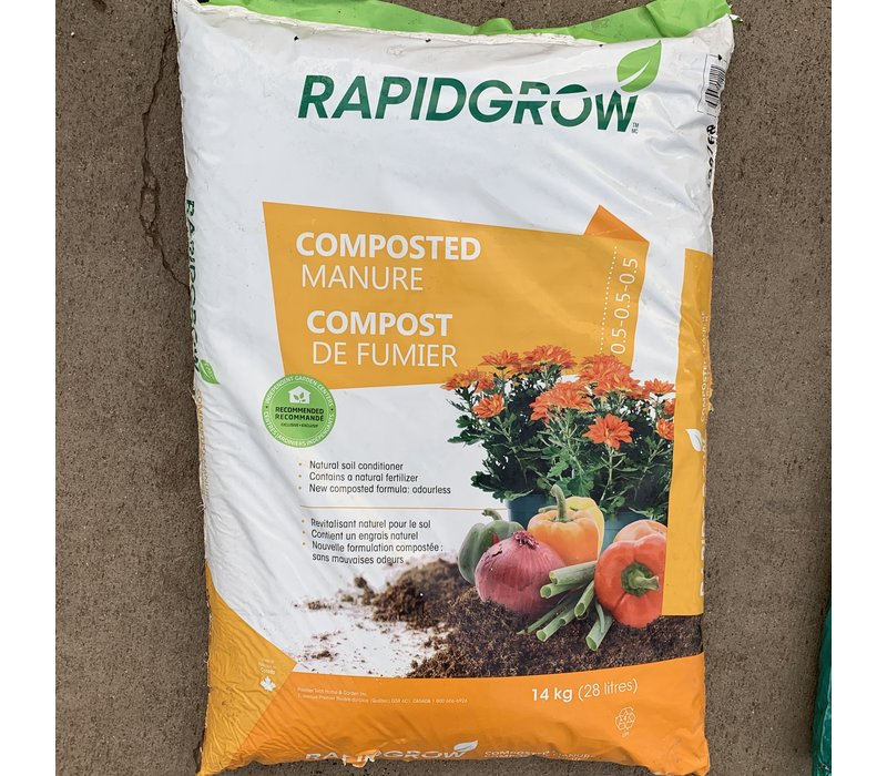 Composted Manure 14kg