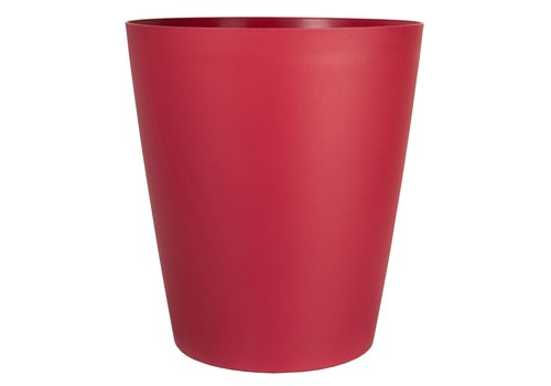 Bistro Self Watering Tall Planter Red