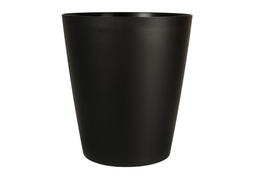 Bistro Self Watering Tall Planter Black
