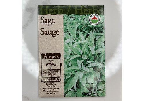 Aimers Organic Herb Sage Seed