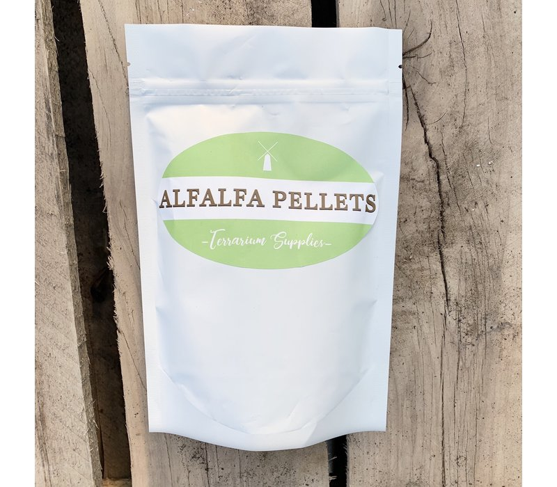 Alfalfa Green Pellets Bag