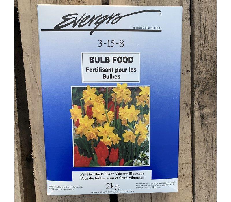 Bulb Food 3-15-8 2kg