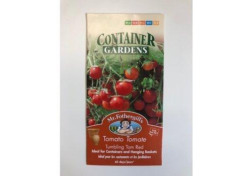 Mr Fothergills Tomato Tumbling Tom Red Seeds