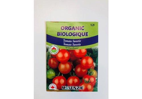 McKenzie Tomato Sweetie Organic Seeds