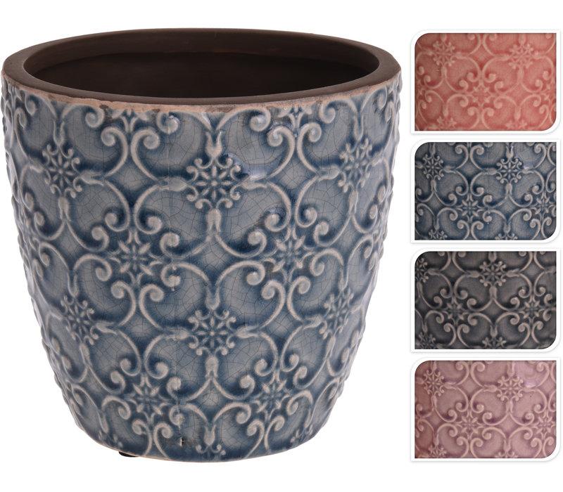 """Flower Pot Ceramic Flower Pot Ceramic 5"""""""
