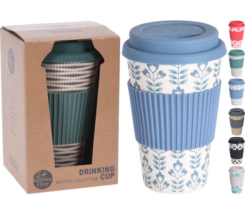 Drinking Mug Bamboo Fiber