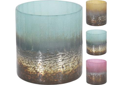 Koopman International Tealight Holder Glass