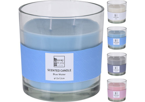Koopman International Scented Candle In Glass