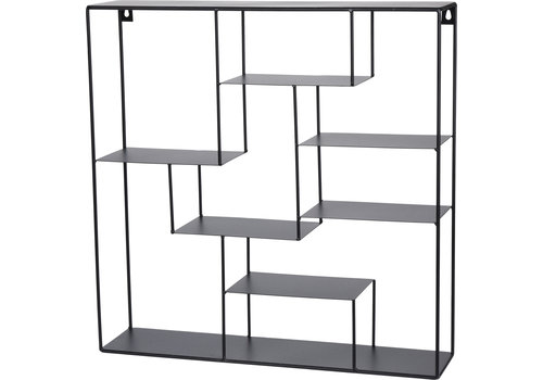 Koopman International Large Square Metal Display Rack