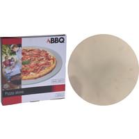 BBQ Pizza Stone