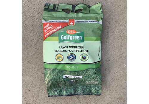 C-I-L Lawn Fertilizer 30-00-03 6kg