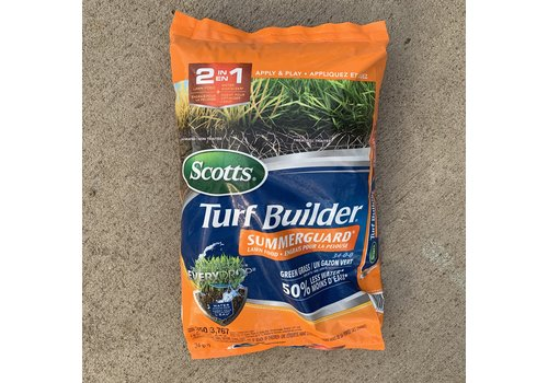 Scotts Turf Builder Summerguard Lawn Food 34-0-0 4kg