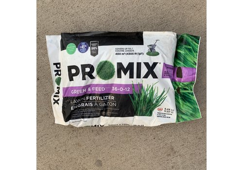 Pro Mix Green and Feed Lawn Fertilizer 36-0-12 5.25kg