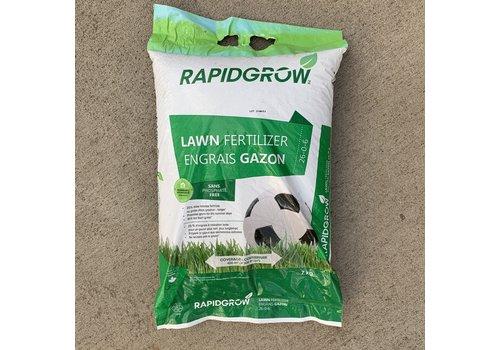 Rapid Grow Lawn Fertilizer 26-0-6 7kg