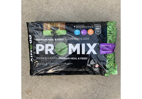 Pro Mix Heal and Feed Lawn Fertilizer 20-0-5 6.6kg