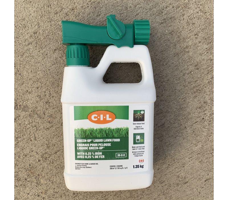 Liquid Lawn Fertilizer 30-0-0 1.35kg