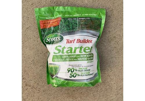 Scotts Turf Builder Starter Lawn Food 24-25-4