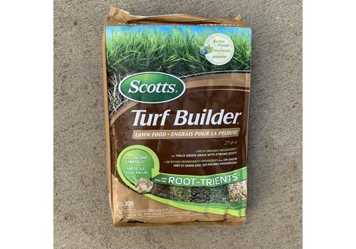 Scotts Turf Builder Lawn Food With Root-Trients 27-0-4