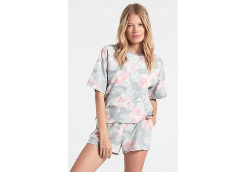 Z Supply Sione Floral Tee