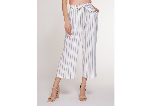 Dex Striped Self Tie Pant
