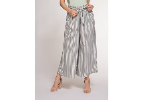 Dex Wide Leg Stripe Pant