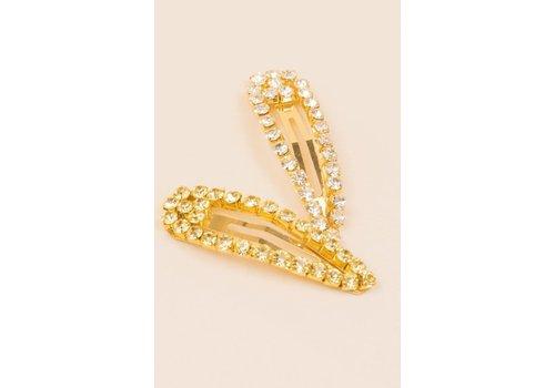 Philocaly Crystal Clip Set