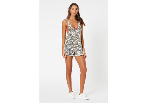 Mink Pink Fierce Mini Romper