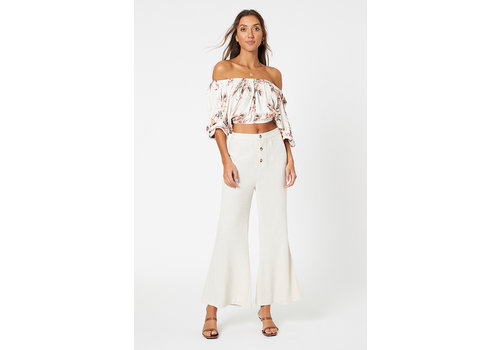 Mink Pink Tahiti Holiday Top