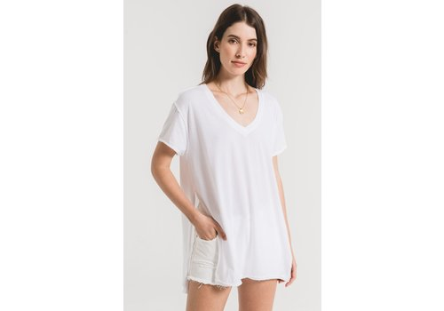 Z Supply Organic Cotton Side Slit Tunic