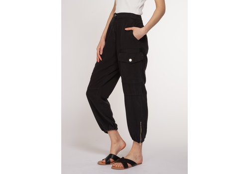 Dex Bottom Zip Milan Cargo Pants