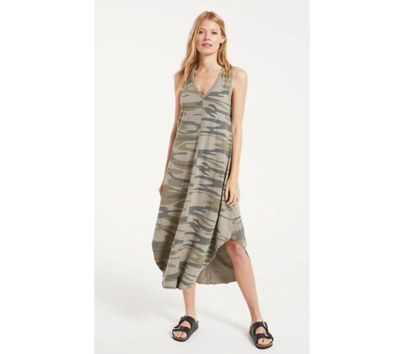 Camo Reverie Dress