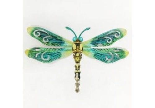 Giftcraft Dragonfly Design Wall Decor