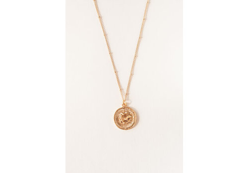 Jewellery By HannahLynn Rosa Coin Necklace