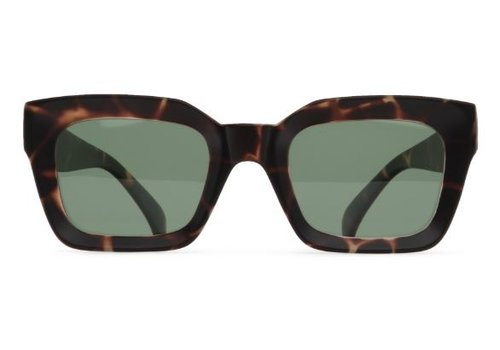 Matt & Nat Pia Sunglasses Leopard