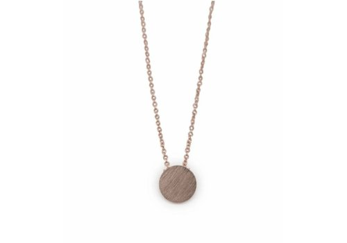 Park & Buzz Dot Mini Metal Necklace