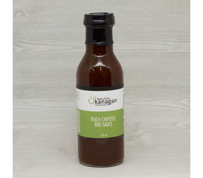 Peach Chipotle BBQ Sauce 375ml