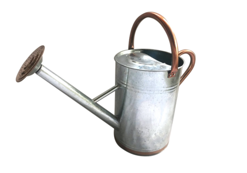 Copper Watering Can 4.5L