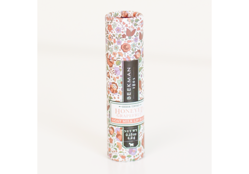 Beekman 1802 Honeyed Grapefruit Lip Balm