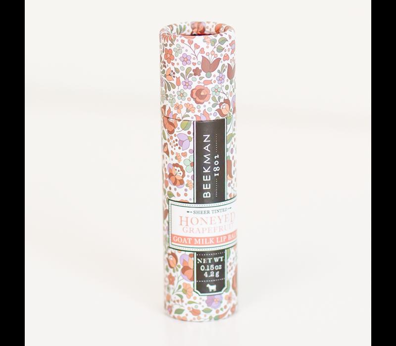 Honeyed Grapefruit Lip Balm