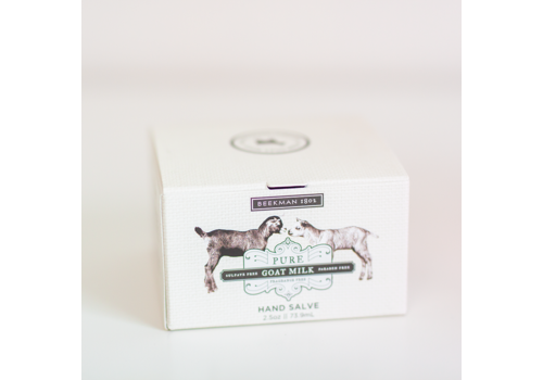Beekman 1802 Pure Goat Milk Hand Salve
