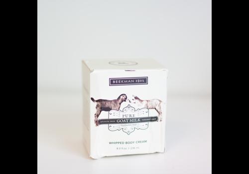 Beekman 1802 Pure Goat Milk Whipped Body Cream